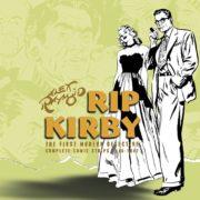Rip Kirby 2. De Alex Raymond (y Ward Greene).