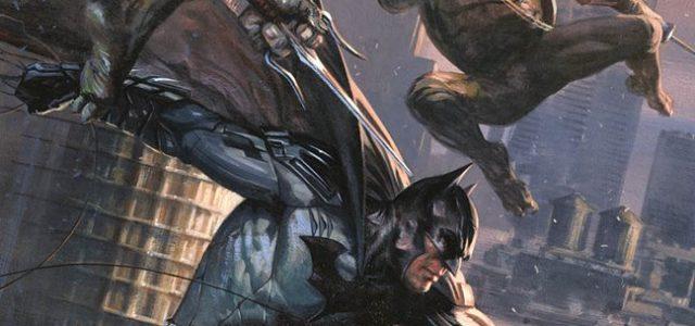 Batman y las Tortugas Ninja: Integral, de James Tynion IV y Freddie E. Williams II