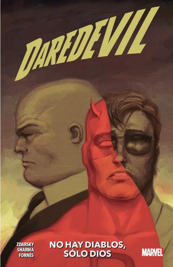 Daredevil 2 no hay diablos solo dios