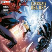 El Asombroso Spiderman 35-37: El rescate del rey