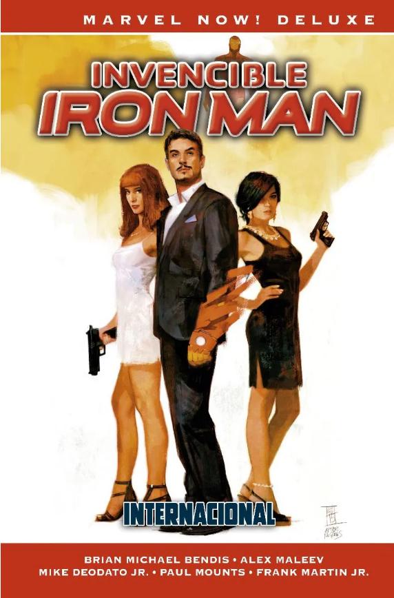 Invencible Iron Man 2 Internacional