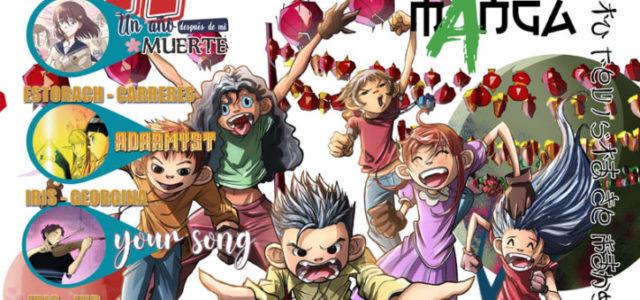 Nueva revista Kame Kame Manga