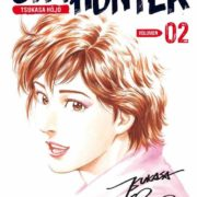 City Hunter, de Tsukasa Hôjô vol.2