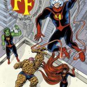 Marvel Omnibus. Fundación Futuro