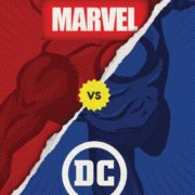 Marvel vs DC, de Reed Tucker