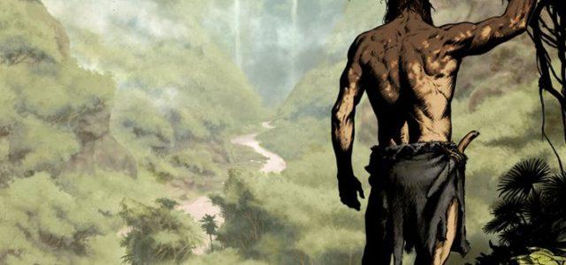 Tarzan: El señor de la jungla, de Christophe Bec y Stevan Subic