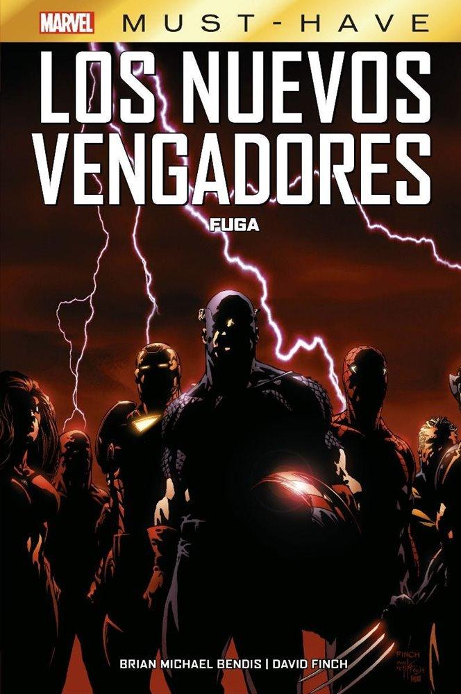 MMH Los Nuevos Vengadores