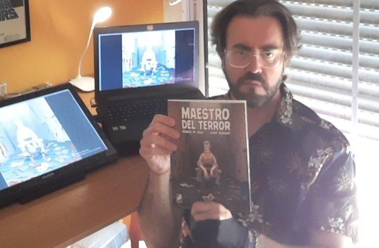 Entrevista a Manuel M. Vidal.
