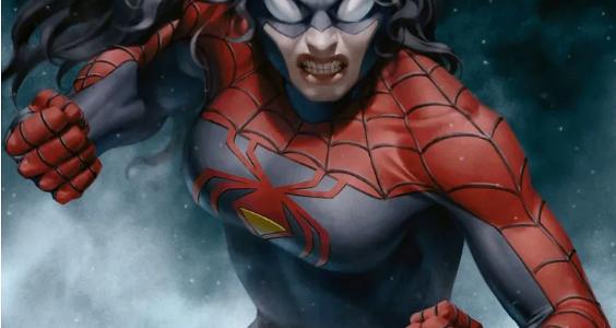 Spiderwoman 2: Rabia ciega