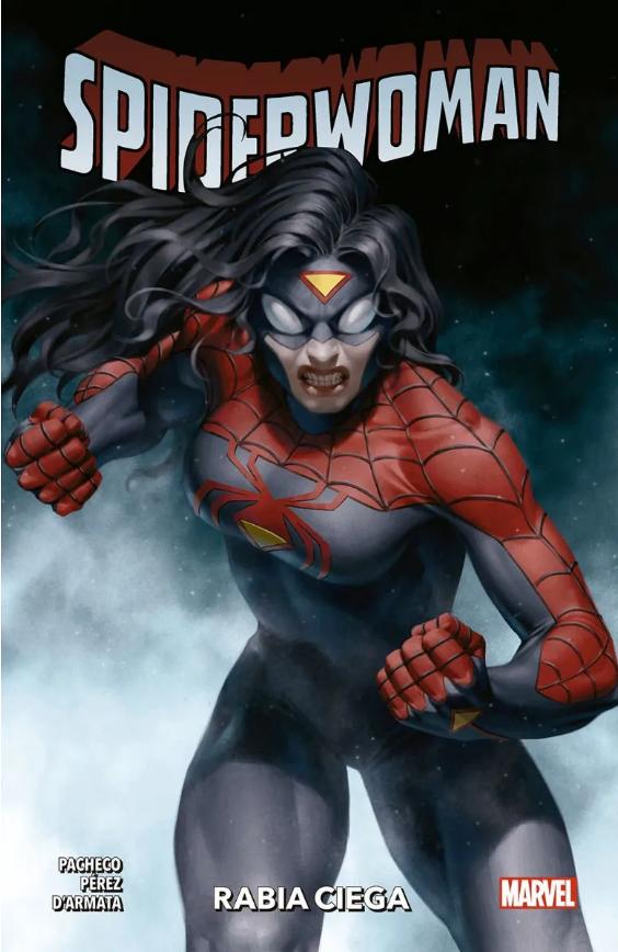 Spiderwoman 2 rabia ciega