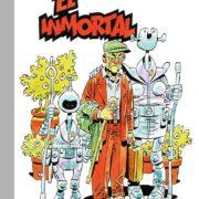 El inmortal, de Carlos Giménez