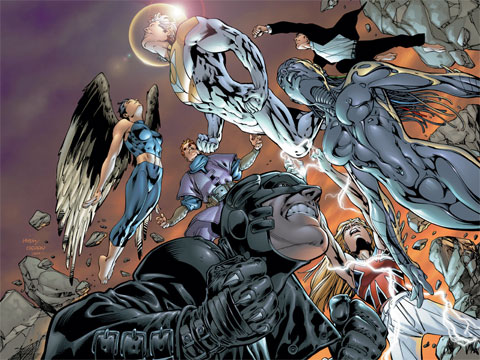 Tercer Milenio: The Authority de Warren Ellis y Bryan Hitch