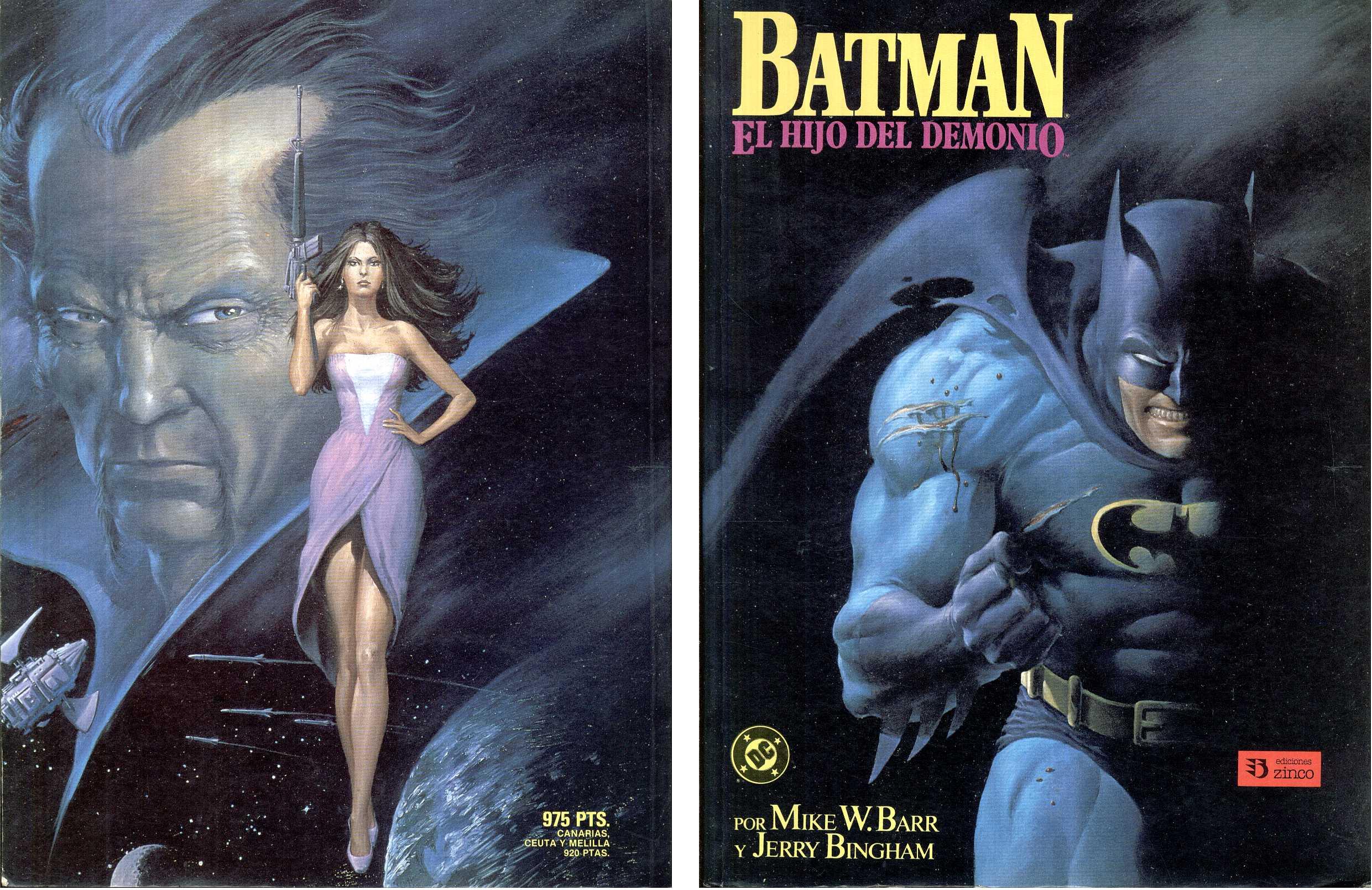 El tebeo favorito de… Batman, El Hijo del Demonio